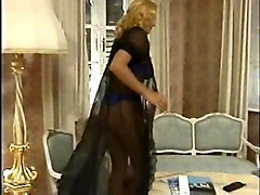 Classic, German, Ass, Anal stockings retro