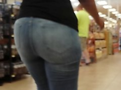 Jeans, Milf, Tight, Gay boy in tight jeans