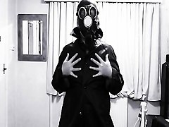 Rubber, Rubber gas mask