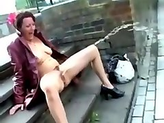 Flashing, Public, Public dick flash suck car