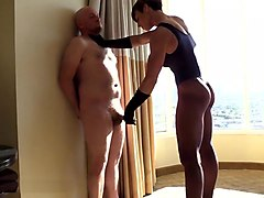 Slave, Fat, Cuckold verbal humiliation