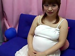 Nipples, Cute, Pregnant, Cute japanese nurse fucking her pussy part2