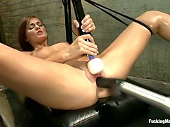 Orgasm, Squirt, Machine, Young extreme squirting orgasm