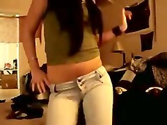 Amateur, Arab, Jeans, Girl ass jeans fart