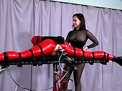 Slave, Dirty slave girl squirt