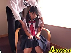 Teen, Tight, Japanese teen girl cum inside uncensored