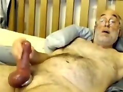 Grandpa, Big Cock, Dirty talking bi cuckold couples