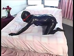 Rubber, Homemade bondage