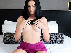 Teen, Audition, Russian, Shy indian