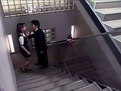 Office, Sora aoi fucked in the office japan