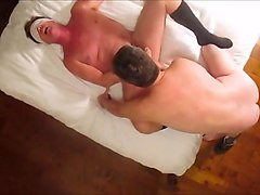 Bus, Wife, Cheating, Busty wife fucking and cheating while husband is