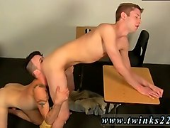 College, Ass, Male stripper fucks girl in ass