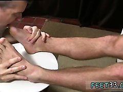 Fetish, Slave, Foot slave brother