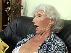 Casting, Granny anal sex
