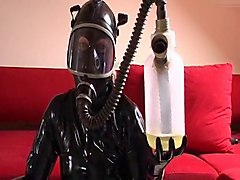 Latex, Mask, Latex rubber shemales