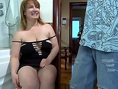 Russian, (unverified) incest russian mom son 124