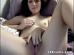 College, Cute, Gangbang with college girl