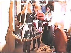 Maid, Dress, Russian mistress