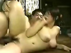Wife, Cheating, Japanes mother son game show part 1