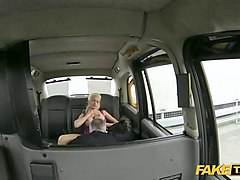 Anal, Blonde, Ass, Big tits japanese milf in bus