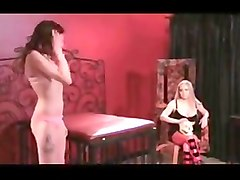 Bdsm, Domination, Rough, Rough lesbian strapon