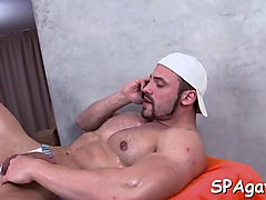 Massage, Ass, Hairy mature massage gay