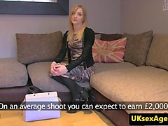 Amateur, British, Office, British amateur cam tease