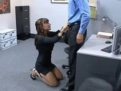 Office, Office blowjob