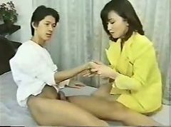 Japanese blowjob girl