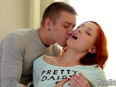 Redhead, Surprise cream pie
