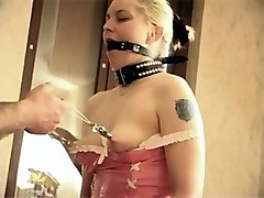 Blonde, Boy bound and fucked