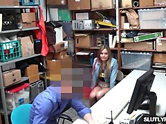 Office, Secretary office threesome