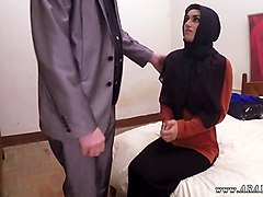 Arab, Handjob load