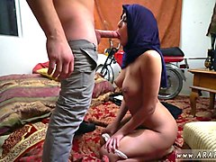 Arab, Hairy, Creampie, Interaccial hairy creampie