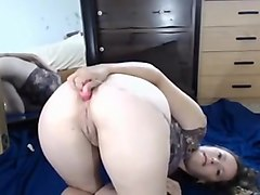 Anal, Whore, Amateur anal toy