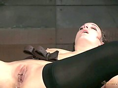 Black, My wife fucks stranger and he streching her pussy