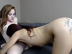 Redhead, Orgy cuckold husband by and bbw
