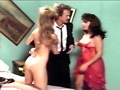 Hairy, Classic, Ass, Hot full length classic porn scene with lots of