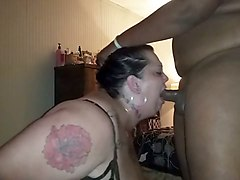 Black, Tattoo, Fat, Pierced kinky perverted tattoo fisting extreme