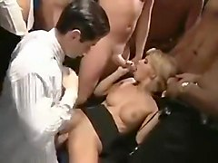 Group, Interracial, Homemade family group sex a father 2 brothers