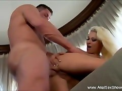 Anal, Blonde, Milf, Booty asian anal