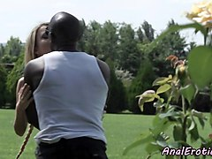 Anal, Babe, Interracial, Anal and cum moments compilatio