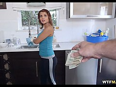 Maid, Cash for sex tape lory octav 1