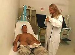Anal, Doctor, Teacher, Doctor fucks a pregnant wife