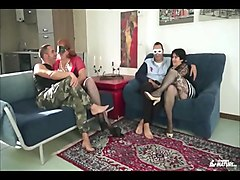 Group, Italian, Hairy german mature anal