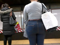 Jeans, Teen, Tight, Fuck my wife up her tight jean ass video