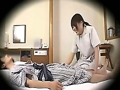 Nurse, Prostat massage