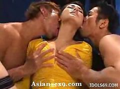 Asian, Lewd body hard sex maria ozawa