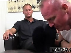 Fetish, Cuckold husband feet