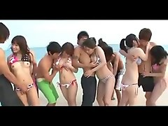 Party, Beach, Japanese sex video by xvideos